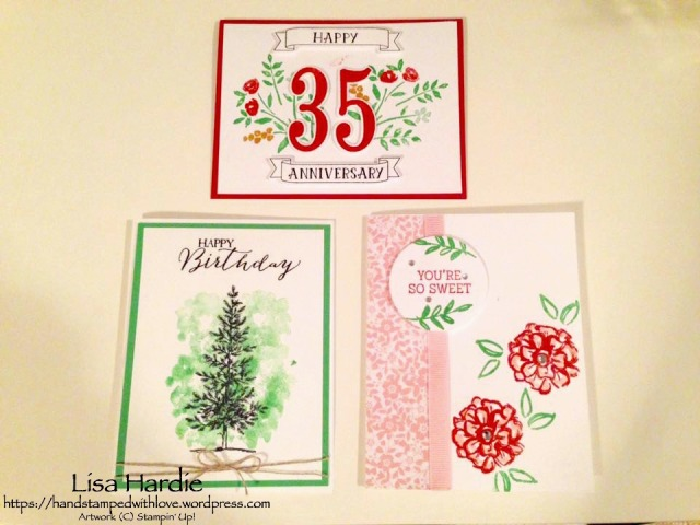 January Card Club 2016