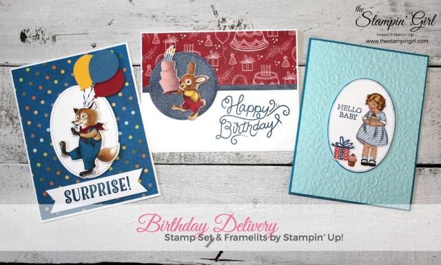 Birthday Delivery Showcase - PROMO