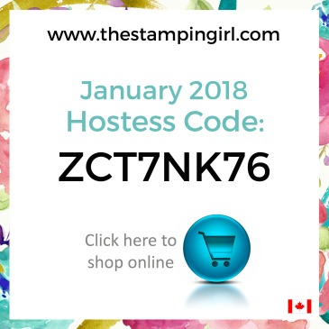 January Hostess Code 2