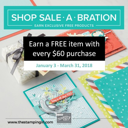 Shop Sale-A-Bration - PROMO