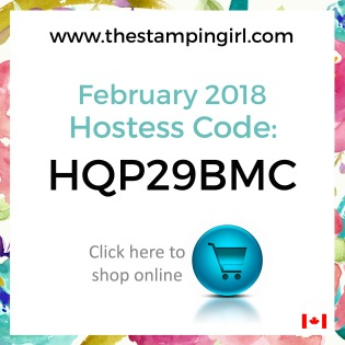 February Hostess Code