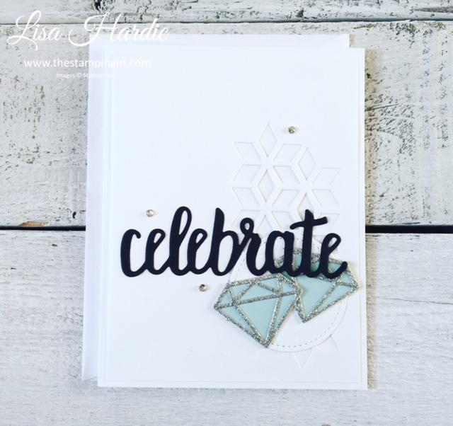 Celebrate You Card 1
