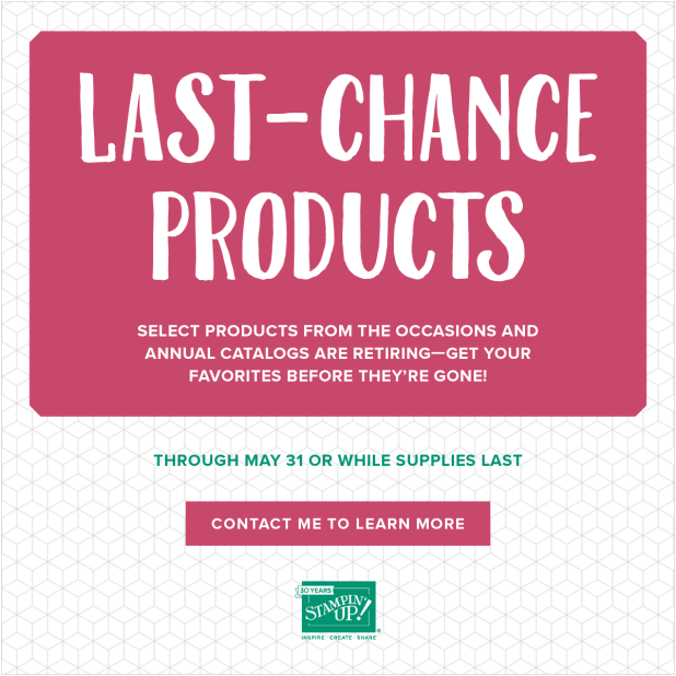 Last Chance Products Graphics